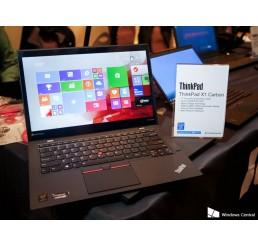 Pc Portable Ultrabook Thinkpad X1 Carbon 2015 Core i5-5300U (5ème génération) 2,3Ghz Turbo 2,9Ghz  - 8G -  256G SSD - Ecran 14 FULL HD - Clavier Azerty rétro - 3G intégré - Windows 8 Pro Neuf sous emballage Garantie constructeur jusqu'au 27-01-2019