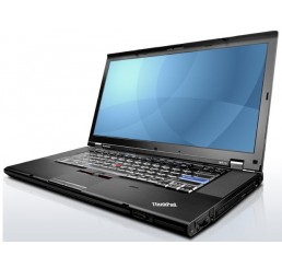 Pc Portable ThinkPad Workstation W510 Core i7 Vpro M520 2.4 GHz - 4G - 320G HDD - NVIDIA Quadro FX 880M 1G Ecran LED HD+ Batterie Double capacite Windows 7 Pro Etat comme neuf