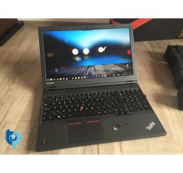 Pc Portable Lenovo Thinkpad Mobile Workstation W541 Core i7 Quad 4710MQ 2.5Ghz Turbo 3.5Ghz 32G 256SSD + 1T HDD - Ecrant 15.6 FULLHD NVIDIA Quadro K1100M 2G L'empreinte digitale Batterie 9CEL Windows 10 Pro Etat comme neuf Garantie constructeur 27-01-2019
