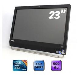 ThinkCentre Core i5 3.2 GHz  - 4G - 500G - Ecran 23 Pouces FULL HD Etat Comme Neuf