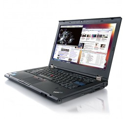 Pc Portable Thinkpad T420 Core i5-2430M Vpro 2.4Ghz - 4G -  500G HDD - Ecrant LED HD+ NVIDIA NVS 4200M / Intel HD Graphics 3000 1G - 3G integre - Windows 7 Pro - Etat comme neuf - Garantie Constructeur 24-11-2014
