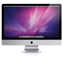 Apple iMac 27 Core i5 Quadricoeur 2.7GHz - 4G - 1Tera -  AMD Radeon HD 6770 + Clavier sans fil Etat Comme neuf