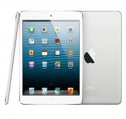 Apple iPad mini Wi-Fi et 3G - Tablette - 16 Go - Blanc Etat comme neuf avec chargeur et câble secteur (originaux)