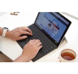 """Tablette MICROSOFT SURFACE PRO 4 Core i7-6650U 2.2Ghz Turbo 3.4Ghz 16G 256G SSD Ecran 12.3"""" Résolution : 2 736 x 1 824 (267 ppp) Licence Windows 10 Pro 64Bit avec Clavier Qwerty Noir Etat comme neuf"""