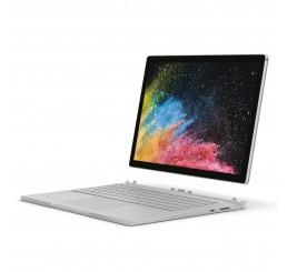 """Tablette 2018 MICROSOFT SURFACE BOOK 2  Core i7-8650U Quad Vpro 1.9Ghz Turbo 4.2Ghz 8G RAM 256G SSD Ecran 13.5"""" PixelSense 3000 x 2000 Tactile NVIDIA GeForce GTX 1050 2 Go Licence Windows 10 Pro Avec Clavier Azerty rétro Etat Comme Neuf"""