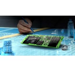 Samsung SSD 512G M.2 SATA III 6 Gb/s (MZNLN512HMJP) Renforcer par la technologue V-NAND 3D Neuf sans emballage