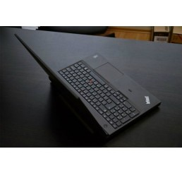 Pc Portable Lenovo Thinkpad T540P Core i5 4300M 2.6Ghz Turbo 3.3Ghz 4éme Génération - 4G - 500G HDD - Ecrant 15,6 LED HD - Windows 7 Pro - Etat comme neuf - Garantie Constructeur 05-12-2017