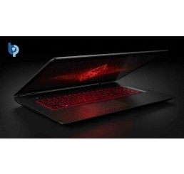 Pc Portable GAMER HP OMEN 15 MI 2017 Core i5-7300HQ Quad 2.5Ghz Turbo 3.5Ghz 8G 1T HDD + 128G SSD Ecran 15.6 FULLHD Clavier Azerty rétro NVIDIA GeForce GTX 1050 2G GDDR5 Licence Windows10 Neuf sous emballage Garantie constructeur 08-06-2018