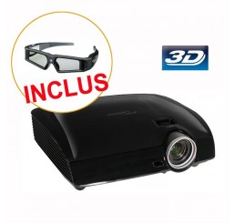 Vidéoprojecteur OPTOMA  DLP 3D - Full HD 1080p - HD300X + 2 Lunette 3D (Neuf)