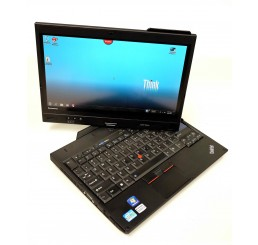 Lenovo X220 Tablet i7, i7-2620M 2.7Ghz, 4Go, 320G 7200T + 80G SSD, Etat comme neuf