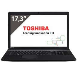 "Pc Portable Toshiba SATELLITE PRO C70-B Core i5 4eme Generation 4200U 1.6GHz Turbo 2.6Ghz - 8G - 1000G HDD - ECRAN 17,3"" LED HD+ Clavier azerty - Windows 8 Pro - Occasion"