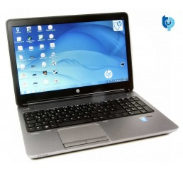 Pc Portable HP Probook 650 G1 Core i5 4300M Vpro 2.6Ghz Turbo 3.3Ghz - 4G DDR3L - 500G 7200 Rpm - Ecran 15.6 LED HD - Lecteur d'empreinte digitale - DVD RW Licence Windows 7 Pro 64BIT Etat comme neuf