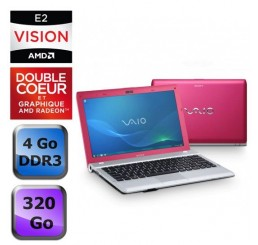 Sony Vaio AMD VISION - 4G - 320G - AMD Radeon HD 6310 Etat Comme Neuf