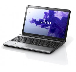 Pc Portable Sony Vaio SVE1513U1 Core i5 3230M 2.6Ghz - 6G - 750G HDD - Ecran 15.6 LED HD - AMD Radeon HD 7650M - Clavier Azerty Retro - Recovery Windows 8 64Bit Neuf sous emballage