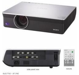 Projecteur Sony 3LCD- Model VPL CX120 - Affichage de 40 a 300 pouces Occasion (17H)