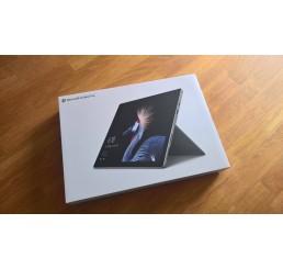 Tablette 2018 MICROSOFT SURFACE PRO 0.78 Kg Core i7 7Gen 8G RAM 256G SSD Ecran IPS Tactile PixelSense 12,3 2736 x 1824 Licence Windows 10 Pro Neuf sous emballage Garantie constructeur 23-07-2020