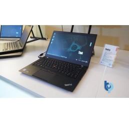 Pc Portable Ultrabook Thinkpad T460S 2017 Core i7-6600U Vpro 2.2Ghz Turbo 3.4Ghz  20G 1000G SSD Ecran 14 QHD Clavier rétroéclairé Lecteur d'empreinte digitale Licence Windows 10 Pro Etat Comme Neuf Garantie Constructeur 21-02-2020