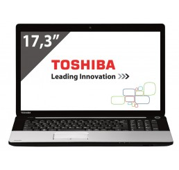"Pc Portable Toshiba Satellite C75-A Core i5-4200M (4eme Generation) 2.5Ghz -8G -750G HDD - Ecran 17.3"" LED HD+ - Recovery Windows 8.1 Pro Etat Comme Neuf"