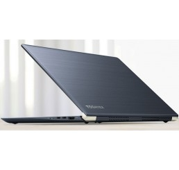 Pc Portable Ultrabook 1Kg Toshiba PORTÉGÉ X30-E 2018 Core i5-8250U Quad 1.2GHz Turbo 3.4Ghz 8G DDR4 256SSD 13.3 Tactile FULLHD intel UHD Graphics 620 Clavier rétro Empreinte digitale Licence Win10 Pro 64Bit Neuf sans emballage