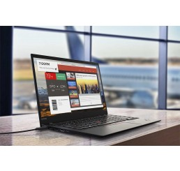 Pc Portable Ultrabook Lenovo Thinkpad X1 Carbon Fin 2017 1.13Kg Core i5-7200U 2.5Ghz Turbo 3.1Ghz 8G DDR3L 256G SSD 14 FULLHD Clavier rétroéclairé Empreinte digital Licence Win10 Pro Occasion Garantie constructeur 21-11-2020