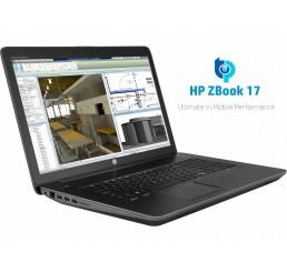 Pc Portable ZBook 17 G3 Tactile Core i7 Quad Vpro 6820HQ 2.7Ghz Turbo 3.6Ghz 16G DDR4 1T HDD + 1T SSD 17.3 FULLHD NVIDIA Quadro M1000M Clavier rétro Empreinte digitale Win10 Pro En Bon Etat Garantie Constructeur 12-05-2020