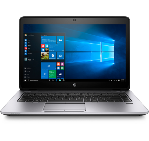 Pc Portable HP EliteBook 840 G2 2015 Vpro Core i5-5300U 2.3Ghz Turbo 2.9 edb4b22f4a96