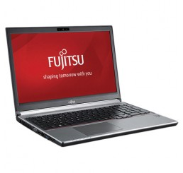 "Pc Portable Made in Japan Ultrabook Fujitsu LIFEBOOK E754 Core i5 Vpro 4éme Génération 4300M 2.6Ghz Turbo 3.3Ghz - 8G - 128 SSD - Ecran 15.6"" FULL HD - WWAN Integrer - Clavier rétro -  Windows 8 Pro 64 bits - Occasion"