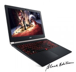 Pc Portable GAMER Acer Aspire V17 Nitro Black Edition Core i7 Quad 4720HQ 2.6Ghz Turbo 3,6Ghz - 16G - 1000G HDD + 128SSD - Ecran 17,3 FULL HD - Blu-Ray - Nvidia Geforce GTX 960M - Clavier Rétro - Windows 8.1 64Bit Etat comme neuf