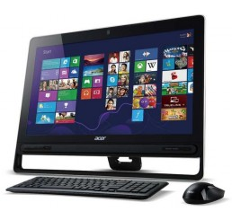 "Acer All-in-One Aspire Z3-605 23 Pouces Tactile Core i3 3227U 3éme génération 1.9GHz - 8 Go - 1Tera HDD 7200T - Ecran LED 23"" FULLHD + Clavier et souris sans Fil - Windows 8 64 Neuf sous emballage"