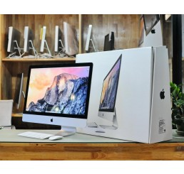 Apple iMac 27 Pouces Retina 5K 2015 Core i5 Quad 3.3GHz Turbo 3.7Ghz - 8Go - 1 To HDD - AMD Radeon R9 M290X 2G GDDR5 - Apple OSX El Captian - Neuf sous emballage