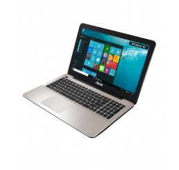 Pc Portable ASUS A555LA Core i5-5200U 2.2Ghz Turbo 2.7Ghz - 6G DDR3L - 500G HDD - Ecran 15.6 LED HD  - DVD-RW - Audio Sonic Master - Licence Windows 10 Famillial 64 Bit Etat comme neuf