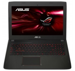 Pc Portable ASUS ROG FX753VD FIN 2017 Core i7 Quad-7700HQ 2.8Ghz Turbo 3.8Ghz 8G DDR4 1T HDD + 128SSD 17.3 FULLHD NVIDIA GeForce GTX 1050 4G GDDR5 Clavier Azerty Rétro Licence Win10 Neuf sous emballage Garantie constructeur 09-10-2019