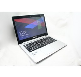 Pc Portable Asus Ultrabook VivoBook series S300CA Core i3-3217U 1.8Ghz  4G DDR3  500G HDD Ecran 13,3 Tactile LED HD Recovery Windows 8 & Licence Windows 10 Occasion