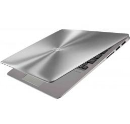 Pc Portable Ultrabook ASUS ZenBook UX410UA Fin 2017 Core i5 7200U 2.1Ghz Turbo 3.1Ghz 8G DDR4 256G SSD Ecran 14 FULLHD Clavier rétroéclairé Licence Win10 64 Bit Etat comme neuf Garantie constructeur 12-10-2019