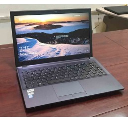 Pc Portable BTO Clevo W650RZ1 Fin 2016 Core i7 Quad-6700HK 2.6Ghz Turbo 3.5Ghz 12G DDR4 512G SSD Ecran 15.6 FULLHD Clavier Azerty Licence Windows 10 Pro 64Bit Neuf sous emballage