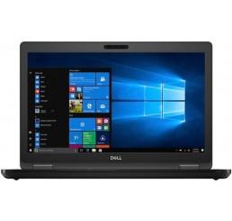 Pc Portable Latitude 5590 Ultrabook 2019 Core i5-8350U Quad Vpro 1.7Ghz Turbo 3.6Ghz 8G DDR4  256G SSD Ecran 15.6 FULL HD Clavier rétroéclairé Licence Windows 10 Pro Etat comme neuf