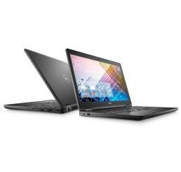 Pc Portable Latitude 5590 Ultrabook Fin 2018 Core i5-8350U Quad Vpro 1.7Ghz Turbo 3.6Ghz 8G DDR4  256G SSD Ecran 15.6 FULL HD Clavier rétroéclairé Licence Windows 10 Pro Etat comme neuf