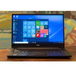 Pc Portable Latitude Ultrabook E7370 1.12 kG Core M7-6Y75 Vpro 1.2Ghz Turbo 3.1Ghz 16G 256G SSD Ecran Tactile 14 QHD+ Clavier rétroéclairé L'empreinte digitale Licence Windows 10 Pro 64 Bit Etat comme neuf