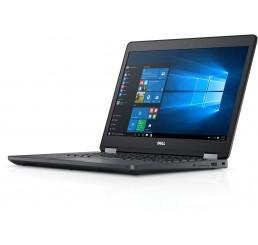 Pc Portable Ultrabook 1.7Kg Dell Latitude E5470 2017 Core i7-6820HQ Quad Vpro 2.7Ghz Turbo 3.6Ghz 16G DDR4 512G SSD Ecran 14 FULLHD Clavier rétroéclairé Licence Windows 10 Pro 64 Bit Etat comme neuf