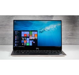 Pc Portable Ultrabook 4K Mi 2018 Dell XPS 13 9370 1.2Kg Core i7 Quad 8550U 1.8 GHz Turbo 4.0 Ghz 8G LPDDR3 256G SSD 13.3 Infinity Edge Touch Ultra HD Clavier Azerty rétro Empreinte digitale Licence Win10 Pro 64Bit Neuf sous emballage