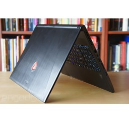 "Pc Portable MSI GS60 2PE 3K Edition Core™ i7-4710HQ 2.50GHz TURbo 3.5Ghz 16G 1000G HDD + 256G SSD NVIDIA® GeForce™ GTX 870M 3G GDDR5 Ecran 15,6"" WQHD+ Windows 8 64Bit Clavier Retro Bonne Etat"