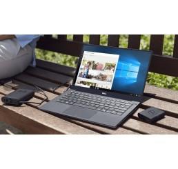 Pc Portable Ultrabook Dell 2017 1.2Kg  XPS 13 9360 Core i5 7200U 2.5GHZ TURBO 3.1GHZ  8G LPDDR3 256G SSD Ecran 13,3 FULLHD Clavier rétroéclairé Licence Windows 10 64Bit Occasion