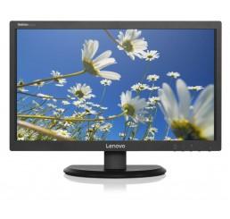 Moniteur LCD Full HD ThinkVision E2224 De 21,5 Pouces À Rétroéclairage, Angle De Visualisation Large, WLED - VA - 250 cd/m2 - 3000:1 - 8 ms - DVI-D, VGA - noir corbeau Neuf sous emballage Garantie constructeur jusqu'au 19-04-2019