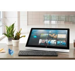 HP EliteOne 800 G2 2016 23 Pouces FULLHD Core i5-6500 QUAD 3.2GHZ Turbo 3.6Ghz 12Go DDR4 500G HDD + 256G SSD audio Bang & Olufsen Licence Windows 10 Pro 64Bit sans clavier et souris Etat comme neuf Garantie constructeur 11-04-2019