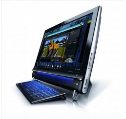 HP TouchSmart 600 FULLHD 23 Pouces - Core 2 Duo T6400 2.0 GHz - 4G - 500G 7200 T - NVIDIA GeForce G200 - Etat comme neuf
