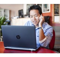 Pc Portable HP EliteBook 840 G1 4eme Génération Core i5-4300U 1.9Ghz Turbo 2.9Ghz 4GB 500G HDD 7200RPM Ecrant 14 HD+ Windows 8 Pro  64 Etat comme neuf