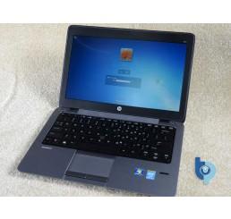 Pc Portable HP Elitebook 820 G1 Core i5 4300U Vpro 1.9Ghz Turbo 2.9Ghz 4G DDR3L 500G HDD Ecran 12.5 LED HD Lecteur d'empreinte digitale Modem cellulaire et GPS Licence Windows 7 & 10 Pro - Etat comme neuf Garantie Constructeur 04-03-2018