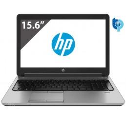 Pc Portable HP Probook 650 G1 Core i5 4200M 2.5Ghz Turbo 3.1Ghz - 4G DDR3 - 500G HDD - Ecran 15.6 FULL HD - Lecteur d'empreinte digitale - Windows 8 Pro 64BIT En Bon Etat