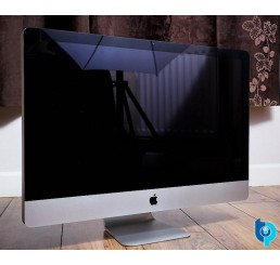 Apple iMac 27 Pouces Mi 2011 Core i7 Quad 3.4GHz Turbo 3.8Ghz - 16Go - 1000G HDD - AMD Radeon HD 6970M 1G GDDR5 - Apple OSX El Captian Etat Occasion avec Clavier et Sourie Filaire