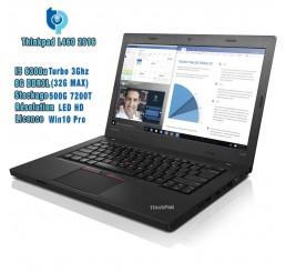 Pc Portable Ultrabook Thinkpad L460 2016 Core i5-6300U Vpro 2.4Ghz Turbo 3.0Ghz  8G DDR3L 500G HDD 7200 Rpm Ecran 14 LED HD - Licence Windows 10 Pro 64Bit - Etat comme neuf - Garantie Constructeur 08-07-2019